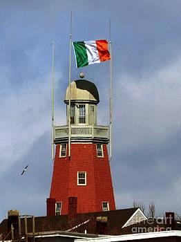 Christine Stack - Portland Observatory on Saint Patrick