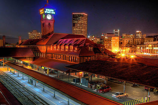 Thom Zehrfeld - Portland Union Railroad Station