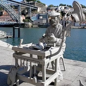 #porto #portugal #doro #river  #live by Essy Dias