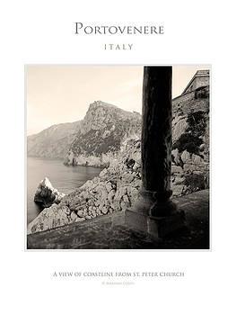Portovenere by Massimo Conti
