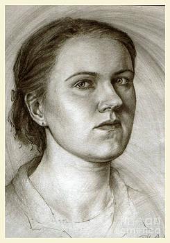 Portrait by Aniko Toth