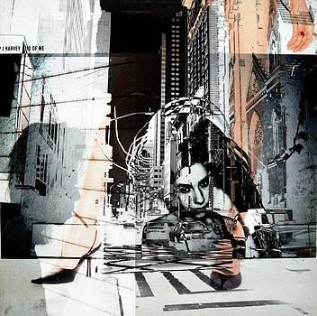 Mary Clanahan - Portrait Art PJ Harvey