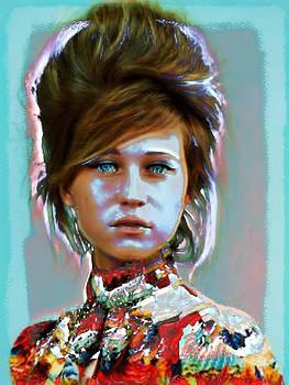 Mary Clanahan - Portrait Art Selah Sue