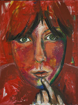 Portrait by Dariya Tishchenko-Zhuravel