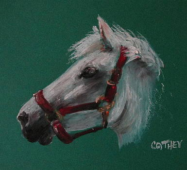Portrait Of A Friend by Catherine Howley