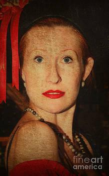 Kathleen K Parker - Portrait of a Lady Pirate