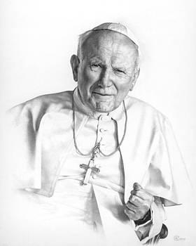 Portrait of a Saint by Smith Catholic Art