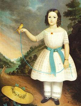Portrait of Josephine Dixon by Jefferson Gaunt