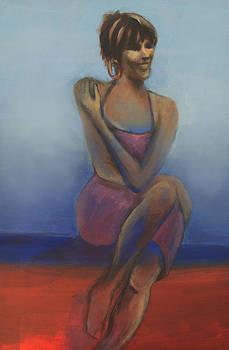 Portrait of Lorraine by Jea DeVoe
