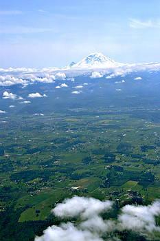 Devinder Sangha - Portrait of Mount Rainier
