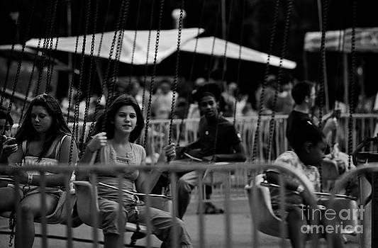 Frank J Casella - Portrait of Summer Fun