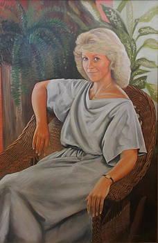 Portrait of Wendy by Sherri Anderson