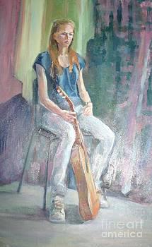 Portrait by Victoria Tekhtilova