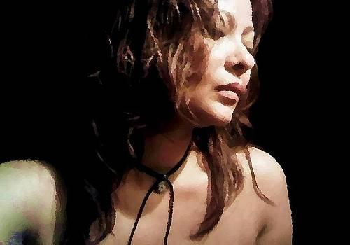 Portrait  by Zarine Victor