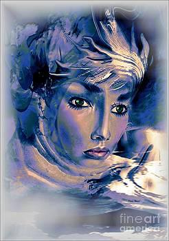 Portriat of Ana by Doris Wood
