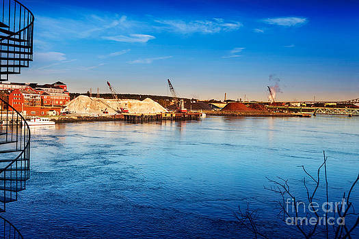 Jo Ann Snover - Portsmouth working waterfront
