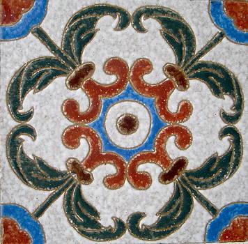 Portuguese Tile I by Jairo Rodriguez