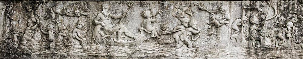 Poseidon by Hannes Cmarits