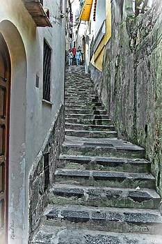 Positano / Amalfi Coast / Italy by Rachel Veser