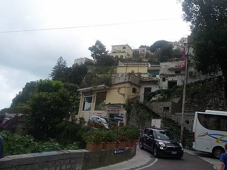 Shesh Tantry - Positano Italy I