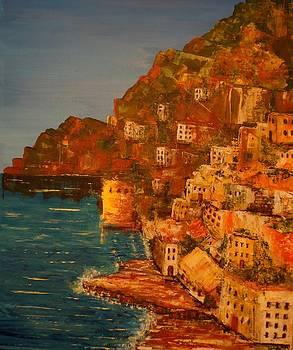 Positano by Julee Nicklaus