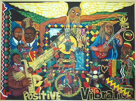 Positive Vibrations by Kalikata MBula