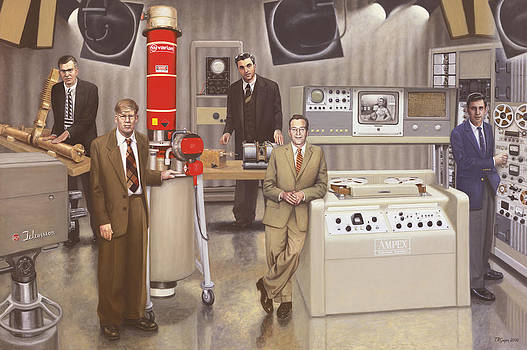 Post WWII Inventors by Terry Guyer