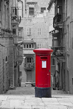 Postbox by Alastair Graham