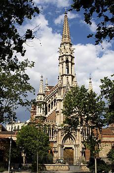 Lorraine Devon Wilke - Postcard Church