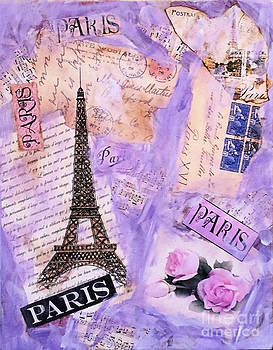 Ruby Cross - Postcard From Paris