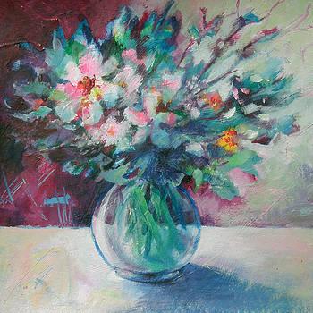 Posy Bowl by Susanne Clark