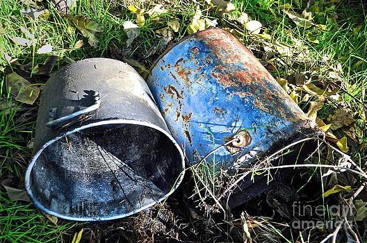 Gwyn Newcombe - Pot-Bucket Picking