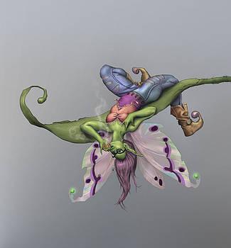 Pot Fairy by Haley Gresham