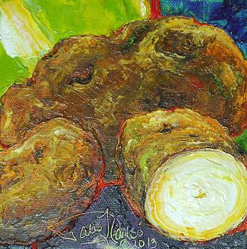 Potatoes by Paris Wyatt Llanso