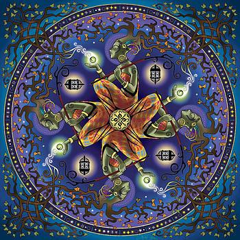 Potential Mandala by Cristina McAllister