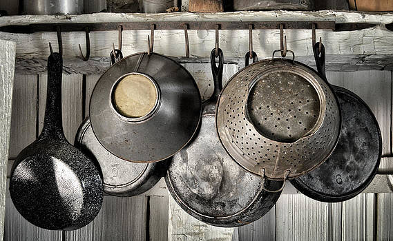Pots and Pans 1 by Quin Bond