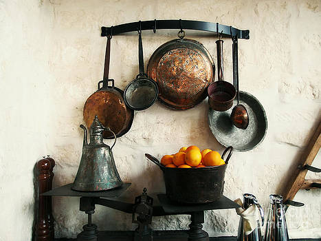 Pots and Pans by Eddie Lee