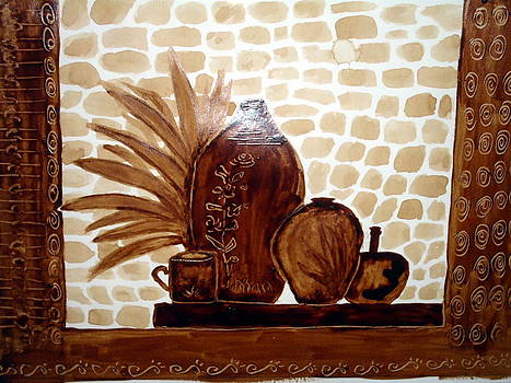 Pottery 2 by Ghee Flores