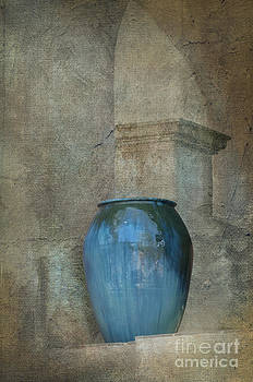 Sandra Bronstein - Pottery and Archways II
