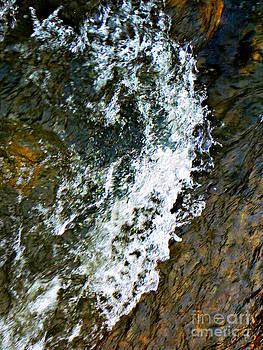 Pouting Water Spirit by Chris Sotiriadis