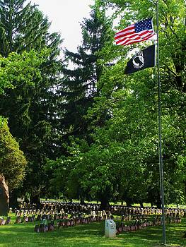 POW MIA Memorial by Mark Malitz