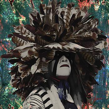 Pow Wow by Dancin Artworks