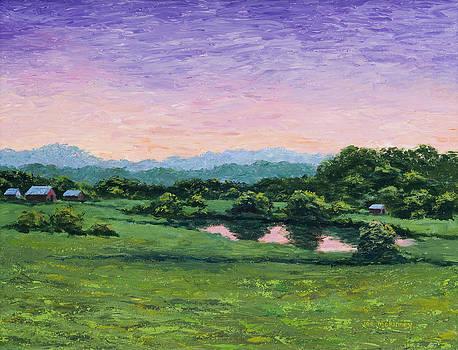 Powdersville Farm by Joe Mckinney