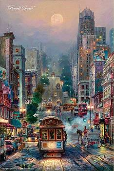 Powell Street by Cao Yong