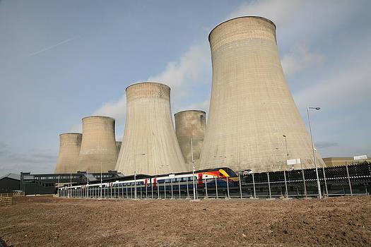 Mark Severn - power and rail