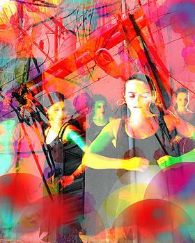 Ann Tracy - Power of Cuba   Flamenco