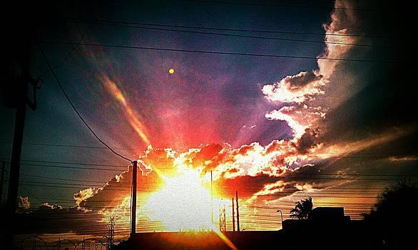 Power of the Sun  by Santana Wilson