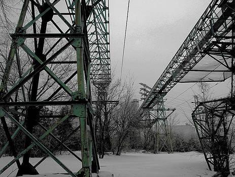 Peter Kallai - Power plant III.