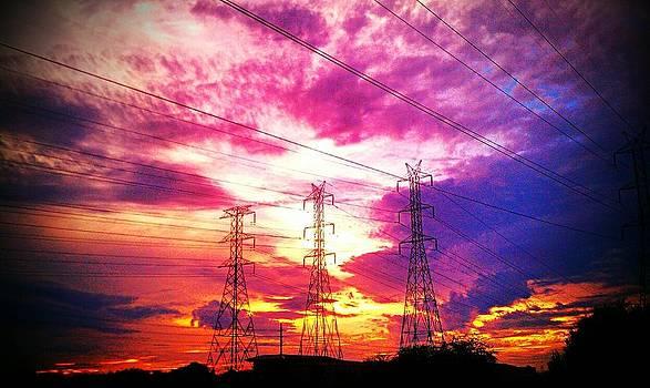 Power  by Santana Wilson