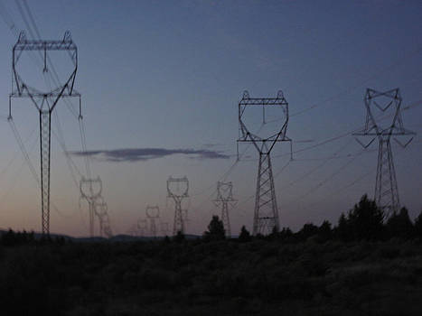 Power Towers by Cheryl Perin